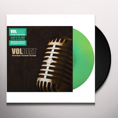 Volbeat The Strength / The Sound / The Vinyl Record