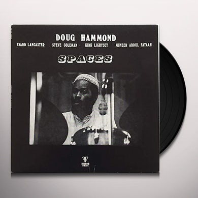 Doug Hammond SPACES Vinyl Record