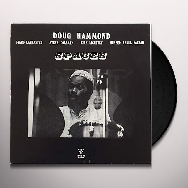 Doug Hammond SPACES Vinyl Record