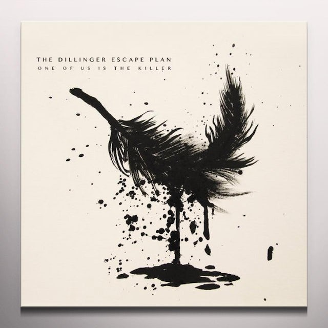 Dillinger Escape Plan ONE OF US IS THE KILLER Vinyl Record - Colored Vinyl, Digital Download Included