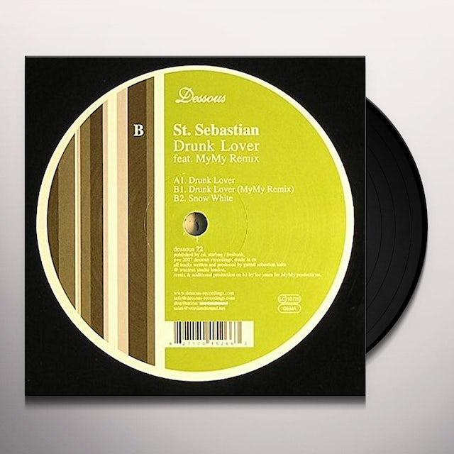 St Sebastian DRUNK LOVER Vinyl Record