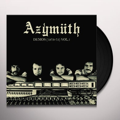 Azymuth DEMOS (1973-75) 1 Vinyl Record