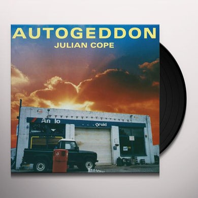 Julian Cope AUTOGEDDON - 25TH ANNIVERSARY EDITION Vinyl Record