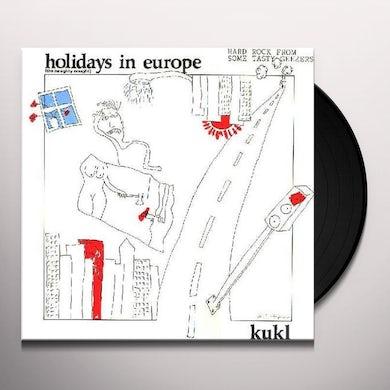 K.U.K.L. Holidays in Europe: Direct Metal Masters Vinyl Record