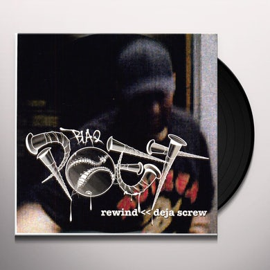 Blaq Poet REWIND DEJA SCREW Vinyl Record
