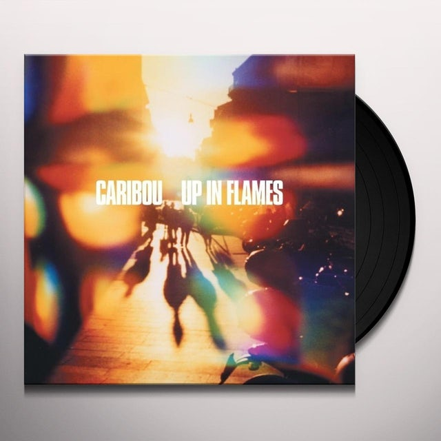 Caribou UP IN FLAMES Vinyl Record