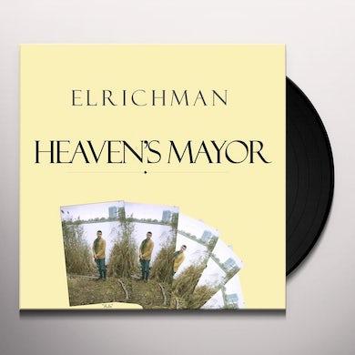 Elrichman HEAVEN'S MAYOR Vinyl Record