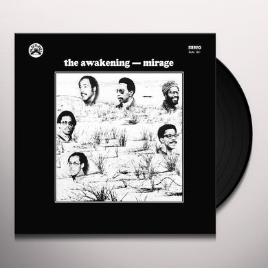 MIRAGE (REMASTERED) Vinyl Record
