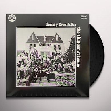 Henry Franklin SKIPPER AT HOME Vinyl Record