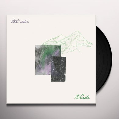Tei Shi VERDE Vinyl Record