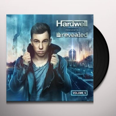Hardwell REVEALED VOLUME 5 Vinyl Record