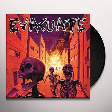 Evacuate Vinyl Record