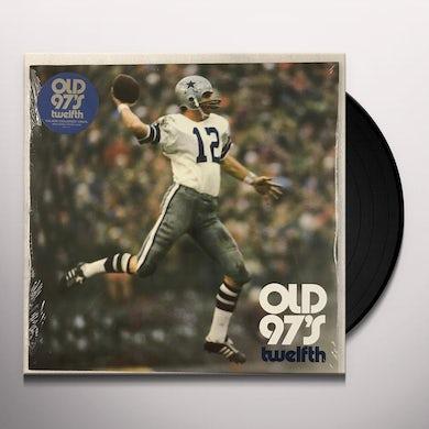 Old 97's Twelfth (LP) (Silver) Vinyl Record