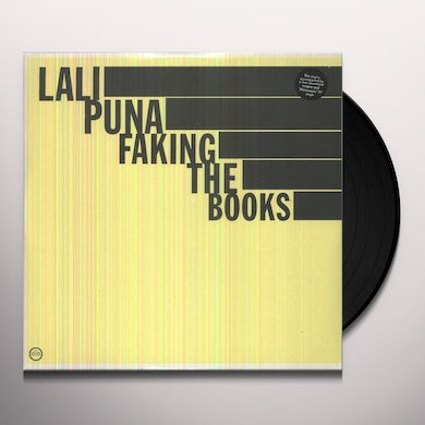 Lali Puna FAKING THE BOOKS Vinyl Record