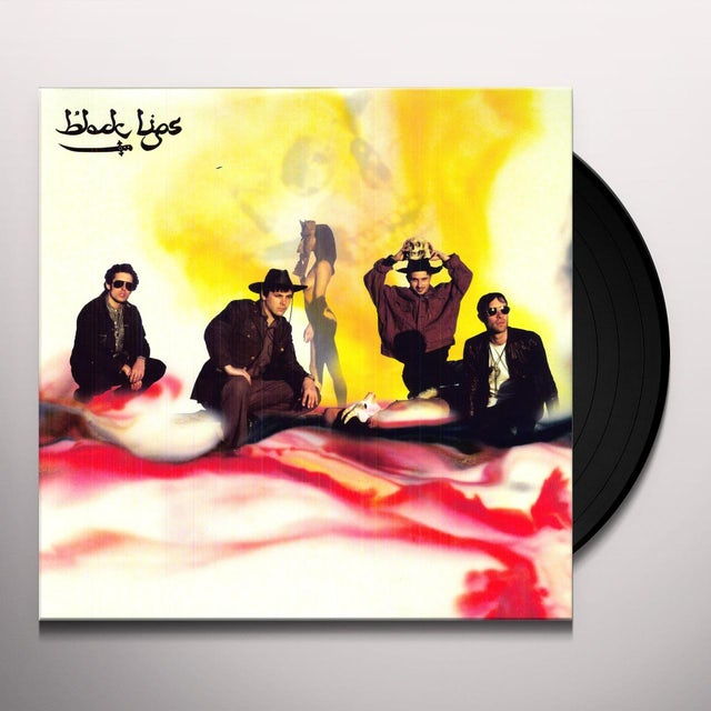 Black Lips ARABIA MOUNTAIN Vinyl Record