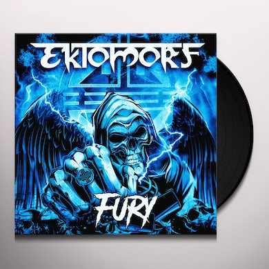 Ektomorf FURY Vinyl Record