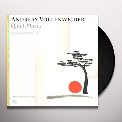 Andrea Vollenweider QUIET PLACES Vinyl Record