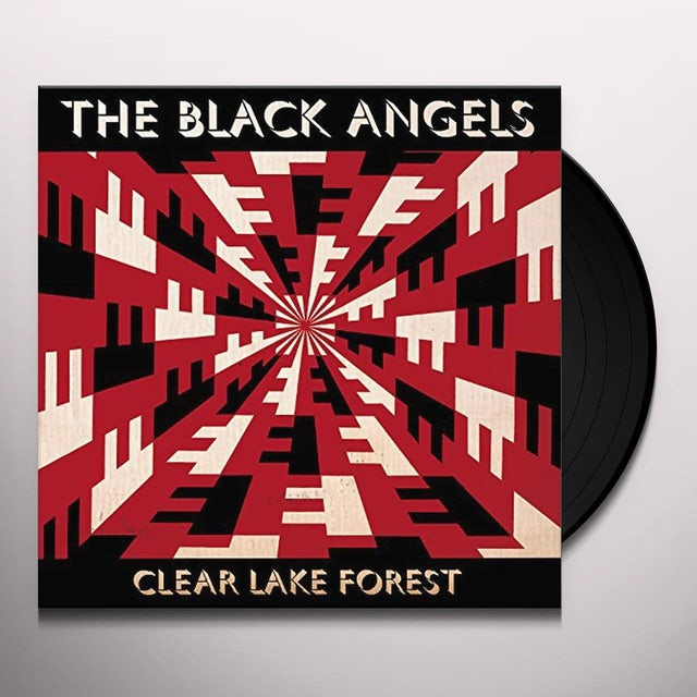 Black Angels CLEAR LAKE FOREST Vinyl Record