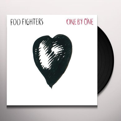 Foo Fighters One By One Vinyl Record