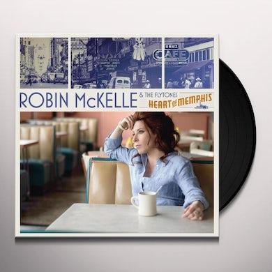 Robin Mckelle & The Flytones HEART OF MEMPHIS Vinyl Record