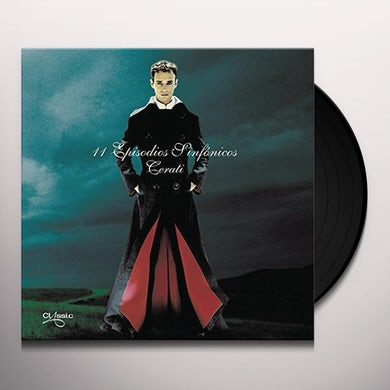 Gustavo Cerati 11 EPISODIOS SINFONICOS Vinyl Record