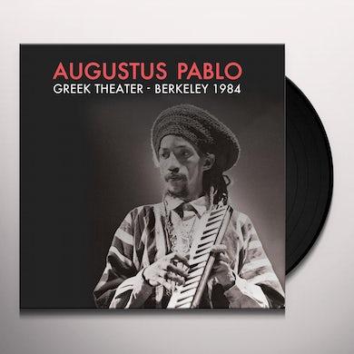 Augustus Pablo GREEK THEATER - BERKELEY 1984 Vinyl Record