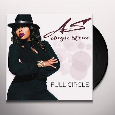 Angie Stone FULL CIRCLE Vinyl Record