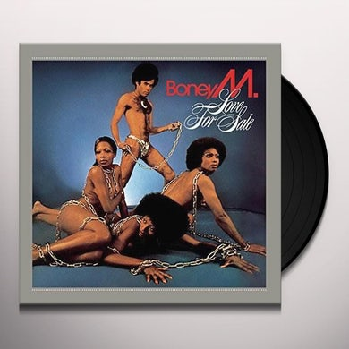 Boney M LOVE FOR SALE (1977) Vinyl Record