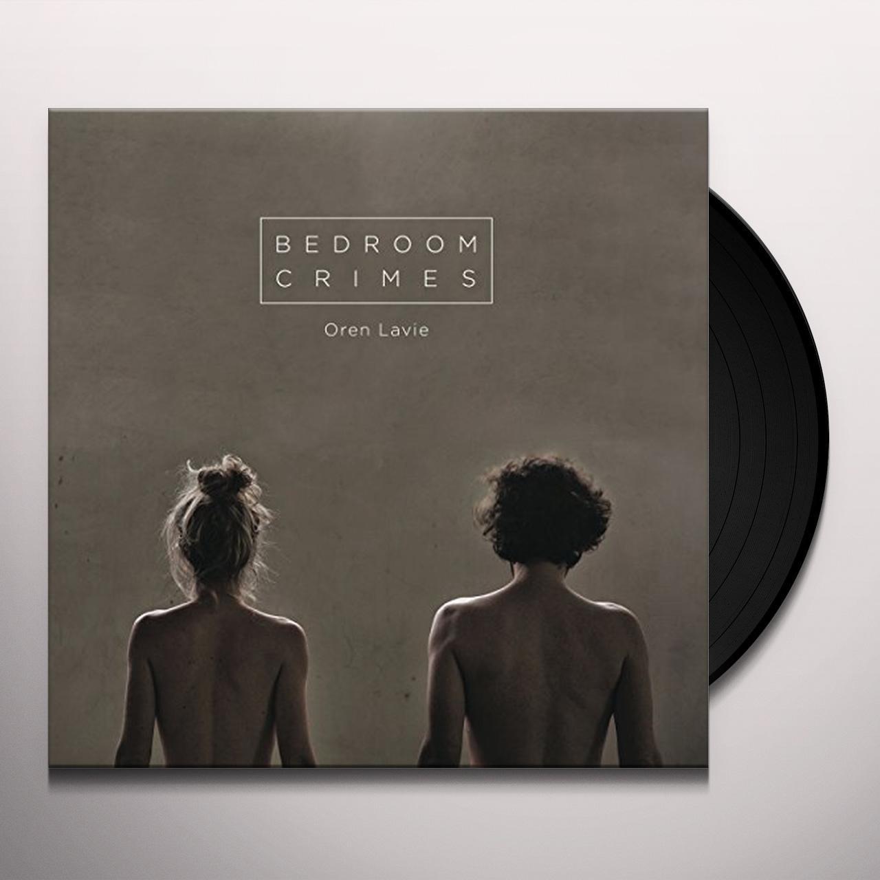 Oren Lavie Bedroom Crimes Vinyl Record