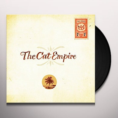 The Cat Empire TWO SHOES Vinyl Record