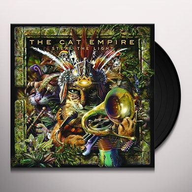 The Cat Empire STEAL THE LIGHT Vinyl Record