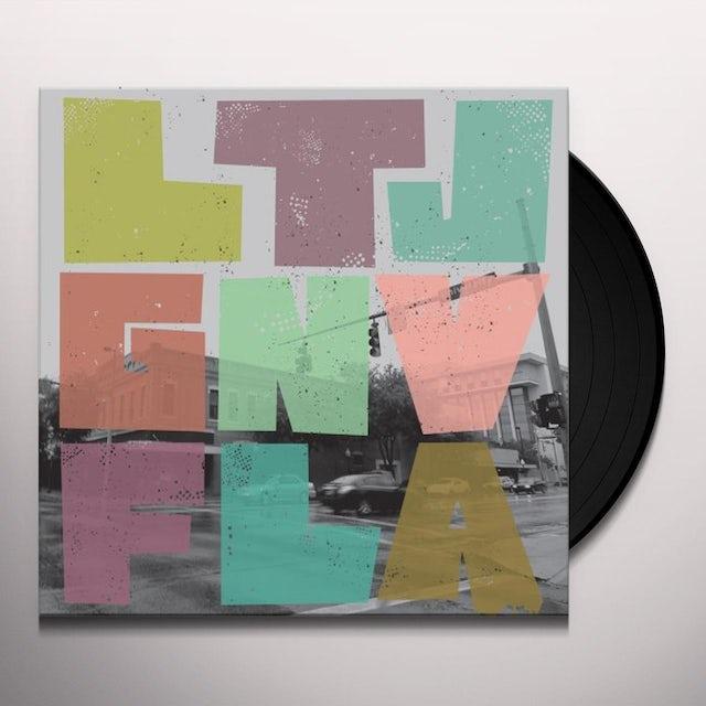 Less Than Jake GNV FLA Vinyl Record