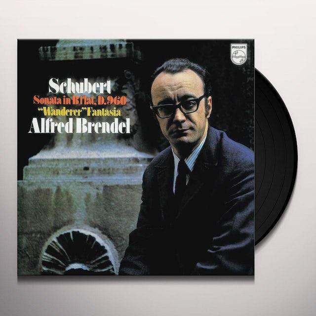 Alfred Brendel;Franz Schubert