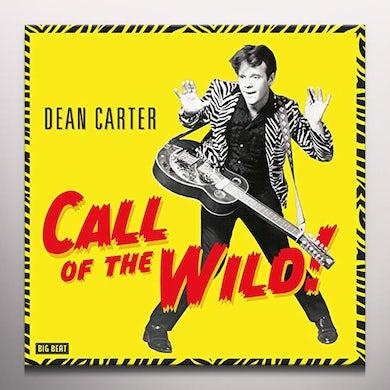 Dean Carter CALL OF THE WILD Vinyl Record