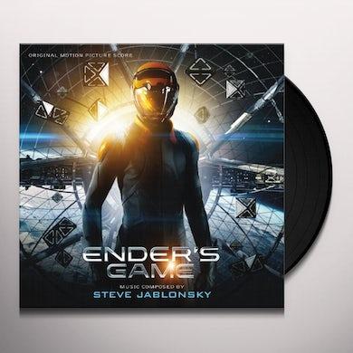 Soundtrack Ender's Game (Steve Jablonsky) Vinyl Record