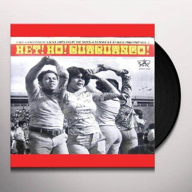 Hey Ho Guaguanco Vol 1 / Various