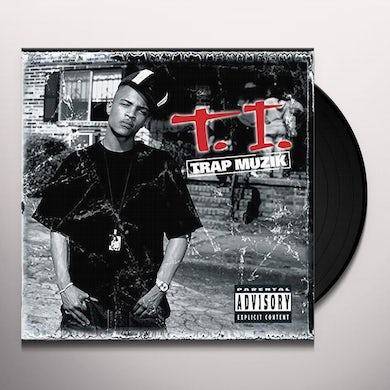 T.I. TRAP MUZIK (DELUXE EDITION) Vinyl Record