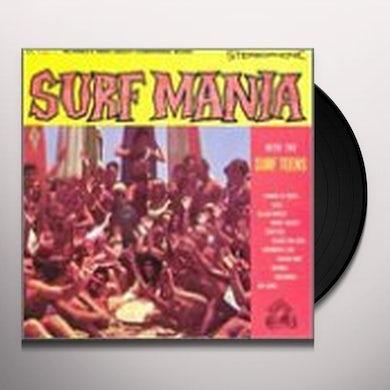 SURF MANIA Vinyl Record