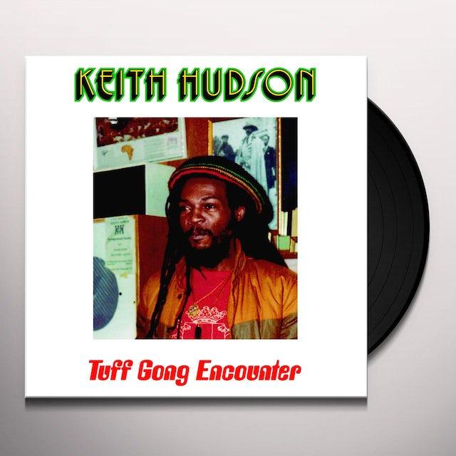 Keith Hudson TUFF GONG ENCOUNTER Vinyl Record