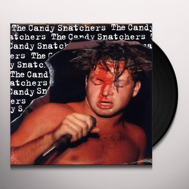 The Candy Snatchers CANDY CANE VINYL) Vinyl Record