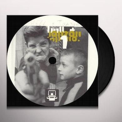 Dj Hell / Dj Jonzon EP 1 Vinyl Record