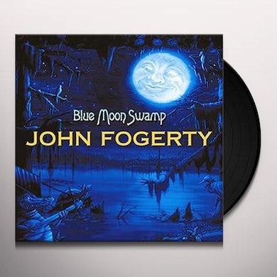John Fogerty BLUE MOON SWAMP Vinyl Record