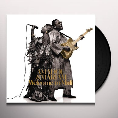 Amadou & Mariam WELCOME TO MALI Vinyl Record