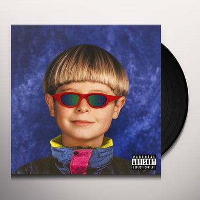 Oliver Tree ALIEN BOY Vinyl Record