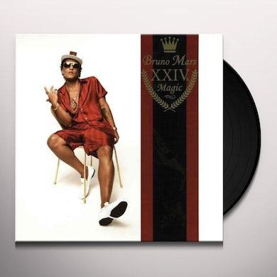 Bruno Mars 24K MAGIC Vinyl Record