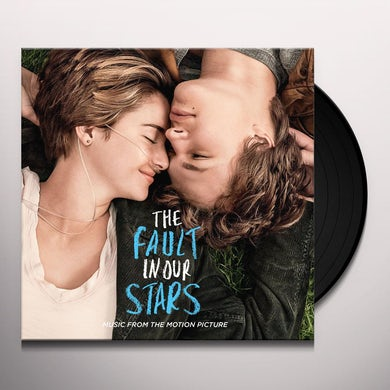 FAULT IN OUR STARS / O.S.T.  FAULT IN OUR STARS: MUSIC FROM THE MOTION PICTURE Vinyl Record