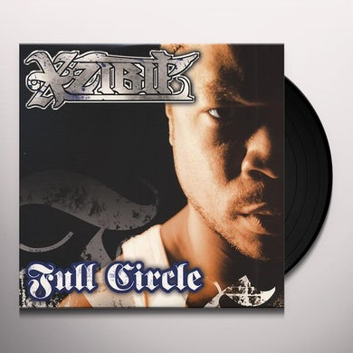 Xzibit FULL CIRCLE Vinyl Record