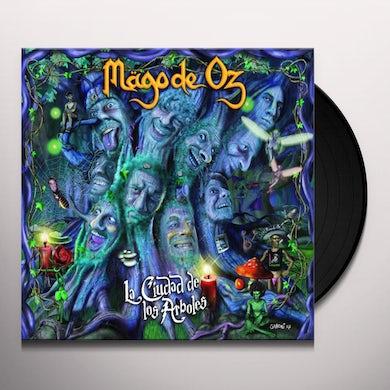 LA CIUDAD DE LOS ARBOLES Vinyl Record