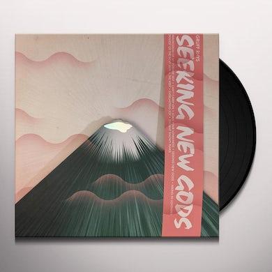 Gruff Rhys Seeking New Gods (Green Vinyl) Vinyl Record