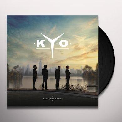 Kyo L'EQUILIBRE Vinyl Record